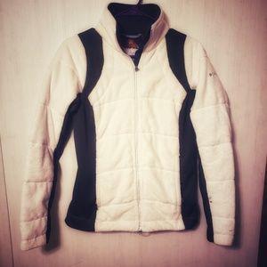Columbia omni-heat fleece jacket